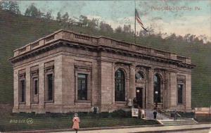 Post Office Oil City Pennsylvania 1911