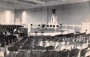 Wisconsin State Prison Chapel