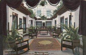 SPOKANE, Washington , 1900-10s ; Parlor, Hotel Madison