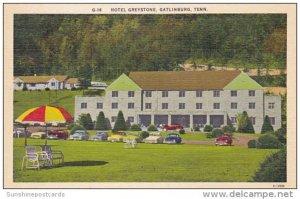 Hotel Greystone Gatlinburg Tennessee