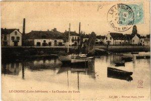 CPA Le CROISIC - La Chambre des Vases (587596)