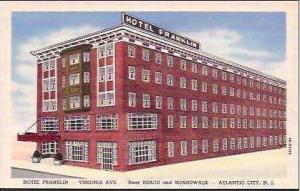 NJ Atlantic City Hotel Franklin
