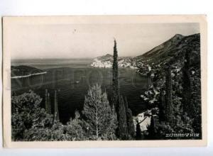 173388 CROATIA Dubrovnik Vintage RPPC