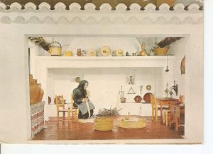 Postal 037431 : Algarve - Portugal. Museu de Etnografia da Junta Distrital de...