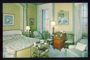 Shelburne Museum, Vermont/VT Postcard, Mrs Webb's Bedroom #2