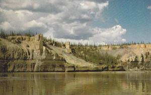 The Ramparts of the Mackenzie River, Quebec, Canada, 40-60s