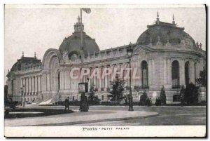 Old Postcard Paris Petit Palais