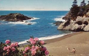 Oregon Portland Pacific Ocean Seacoast 1969