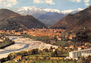 France Les Aleps Digne Alpes Vue generale et Massif des Trois Eveches