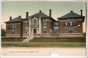 Emergency Hospital, Warren PA
