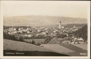 Judenburg Oberstmk real photo
