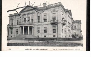 HARRISBURG, Pennsylvania; Executive Building, 00-10s