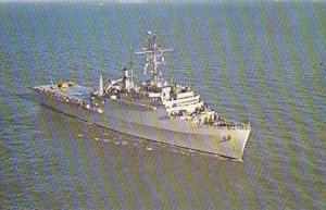 U S S LaSALLE LPD-3