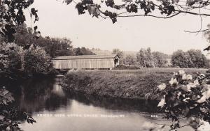 RP: BRANDON , Vermont , 30-40s; Bridge Over Otter Creek