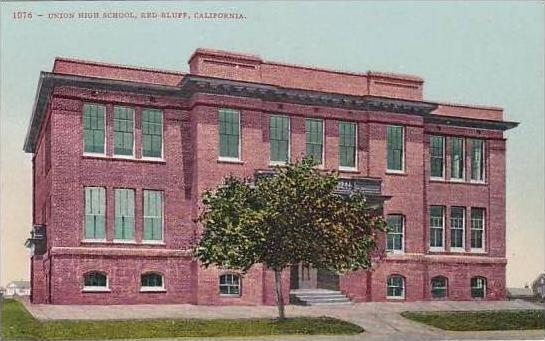 California Red Bluff Union High School
