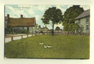 tp6947 - Yorkshire - Cottages around The Green, in Thorparch -  Postcard