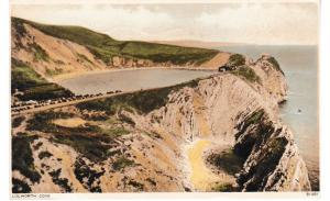 Post Card Dorset LULWORTH COVE Photochrom 81491