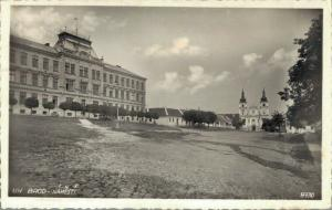 Czech Republic - Uherský Brod Namesti 02.82
