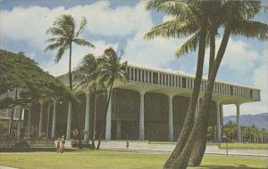 Hawaii Honolulu Hawii StatenCapitol Building