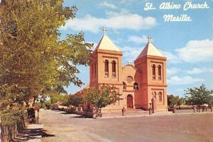 St Albino Church -