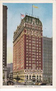Hotel Blackstone Chicago Illinois