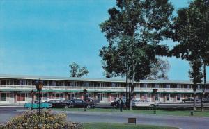 Motel des Laurentides, Beauport, Quebec, Canada, 40-60s