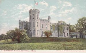 Massachusetts Haverhill Winnekenni Castle