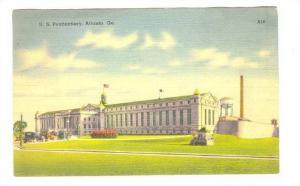 U. S. Penitentiary, Atlanta, Georgia, PU-1943