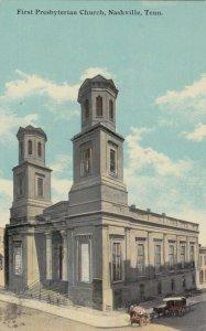 NASHVILLE , Tennessee, 1913 ; First Presbyterian Church #2