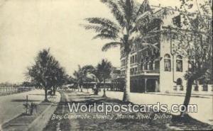 Durban South Africa Bay Esplanade, Marine Hotel Durban Bay Esplanade, Marine ...