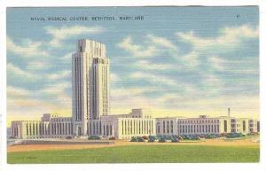Exterior,Naval Medical Center,Bethesda,Maryland,30-40s