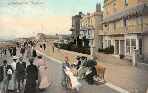 Lansdowne, Bognor, England UK c1910s Vintage Postcard