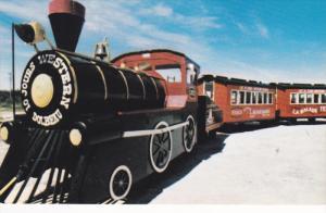 10 Jours Western Train, DOLBEAU, Quebec, Canada, 40-60's