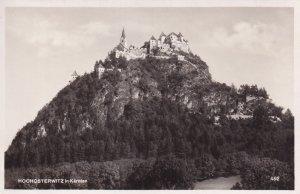 KARNTEN (Carinthia), Austria, 1920s; Hochosterwitz Castle