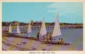 Massachusetts Cape Cod Beach Scene Hyannis Port