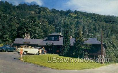 Trading Post and Post Office Candlewood Lake CT Unused