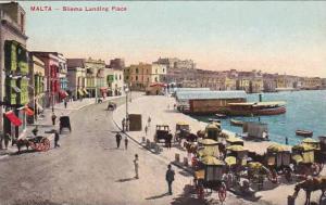 Sliema Landing Place, Malta, 1900-1910s