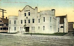 Armory Somerville MA 1911