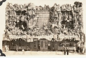 RP, LOS ANGELES, California, 1930s-40s ; Clifton's Pacific Seas Cafeteria