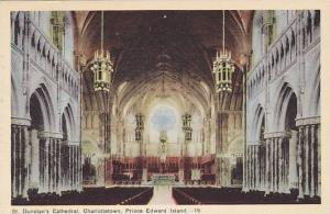 St. Dunstan's Cathedral, Charlottetown, Prince Edward Island, Canada, 00-10s