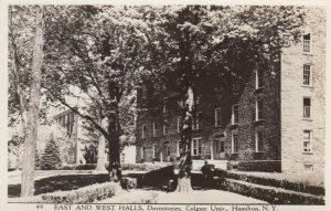 RP: HAMILTON , New York, 30-40s; Colgate University Dormitories