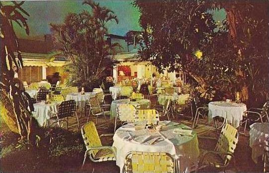 Florida Delray Beach Patio Restaurant