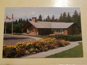 Roosevelt Campobello International Park, New Brunswick Postcard