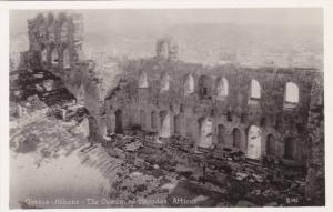 RP, The Odeum Of Herodes Atticus, Athens, Greece, 1920-1940s