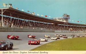 spofrts Car Classic, Daytona International Speeway Automobile Racing, Race Ca...