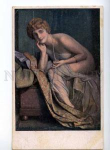 245034 Illuminated NUDE Woman by KOSEL Vintage SALON IDEAL #61