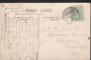 Genealogy Postcard - Family History - Jarrett - Bilston - Staffordshire  BX422