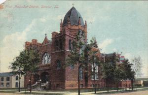 DECATUR, Illinois, PU-1909; First Methodist Church