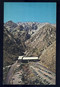 Palm Springs, California/CA Postcard, Aerial Tramway, View Of Valley Station