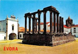 Portugal Evora Roman Temple (2nd-3rd Centuries) Templo Romano